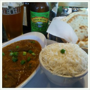 Sierra Nevada with Curry