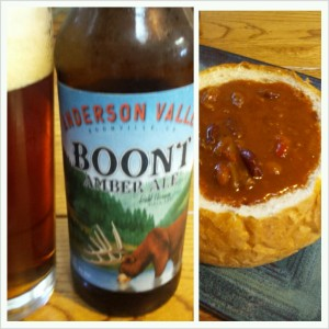 Boont Amber Ale with Chili