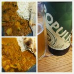 Populist IPA with Curry