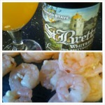 St. Bretta with Shrimp