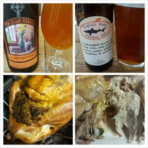 Thanksgiving Turkey Beer Pairing