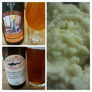 Pairing Beer with Mashed Potatoes